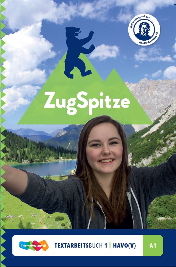 Cover zugspitze havo 1