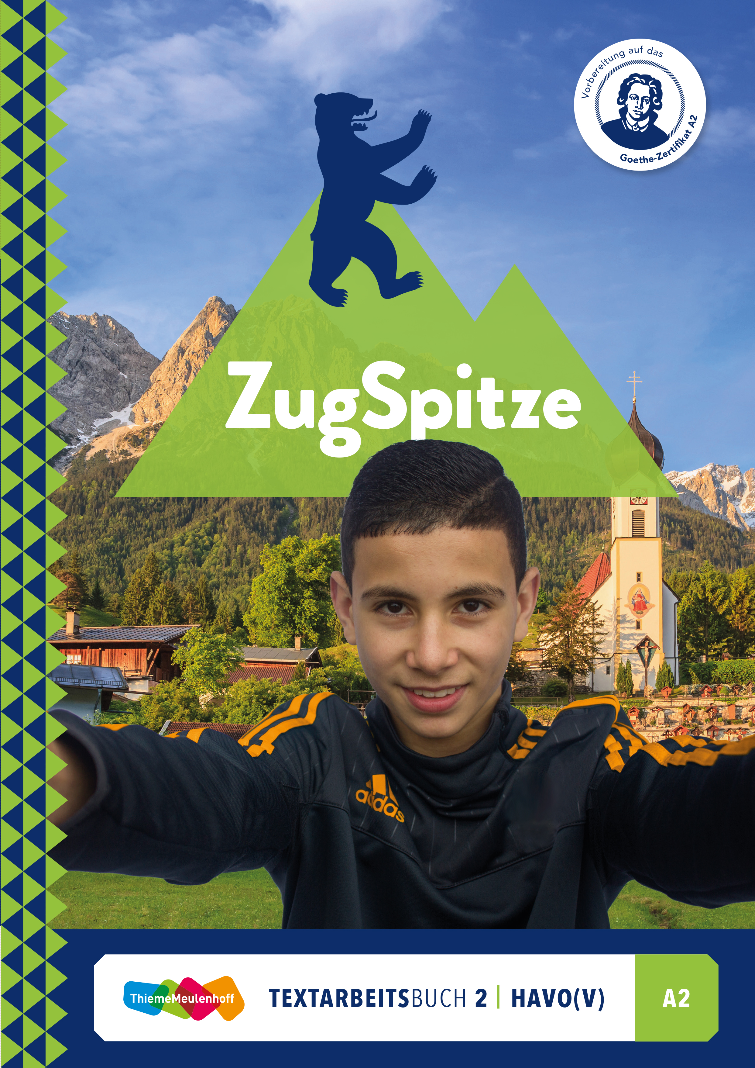 Cover zugspitze havo 2