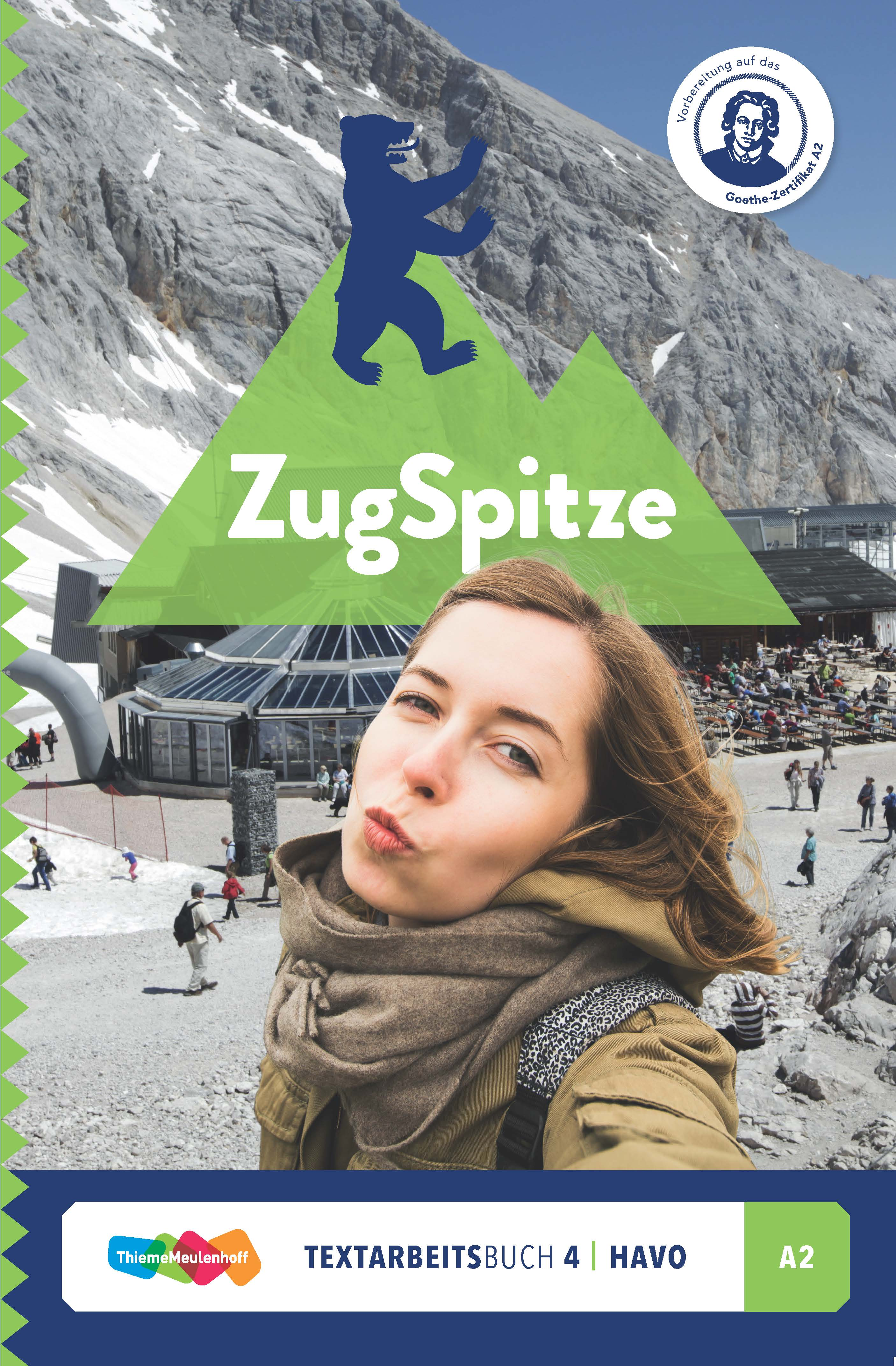 Cover zugspitze havo 4