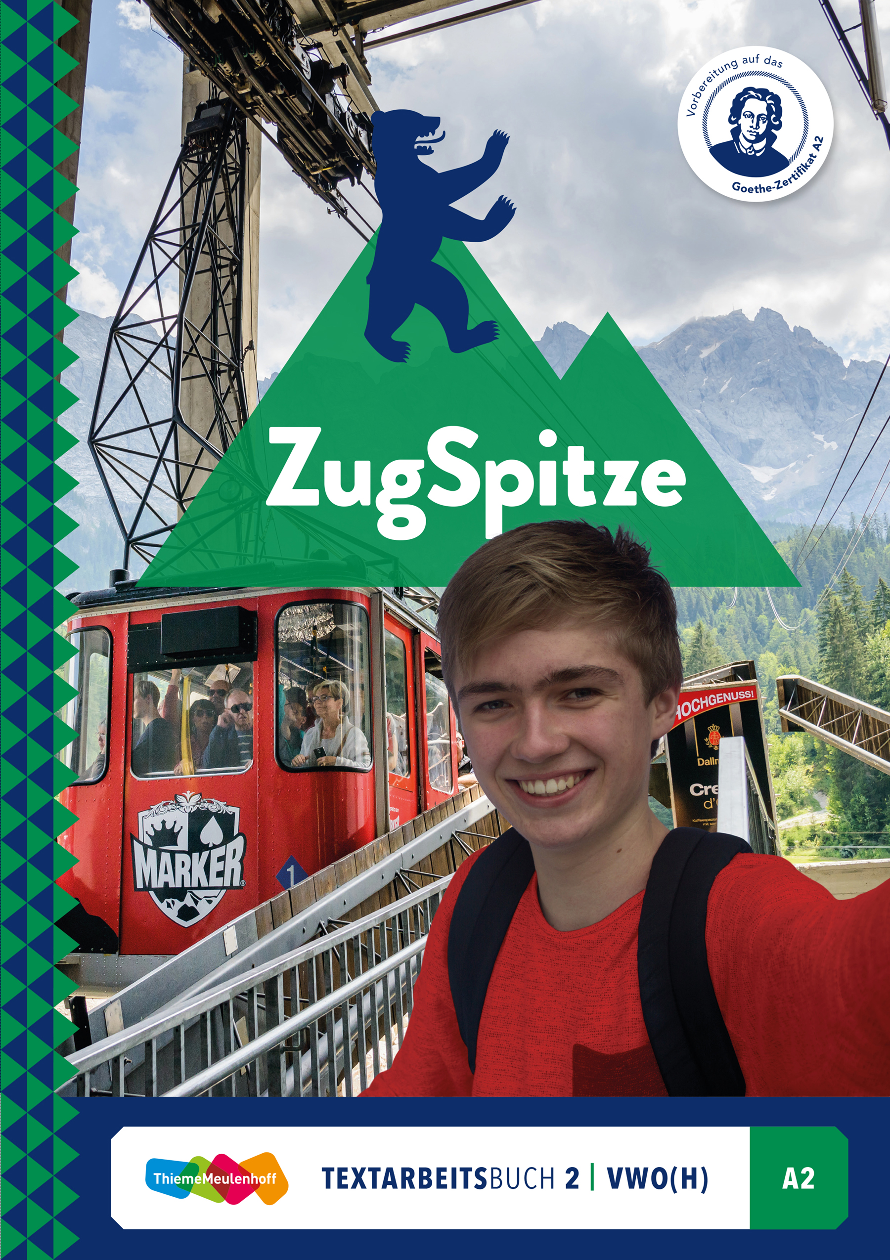 Cover zugspitze vwo 2