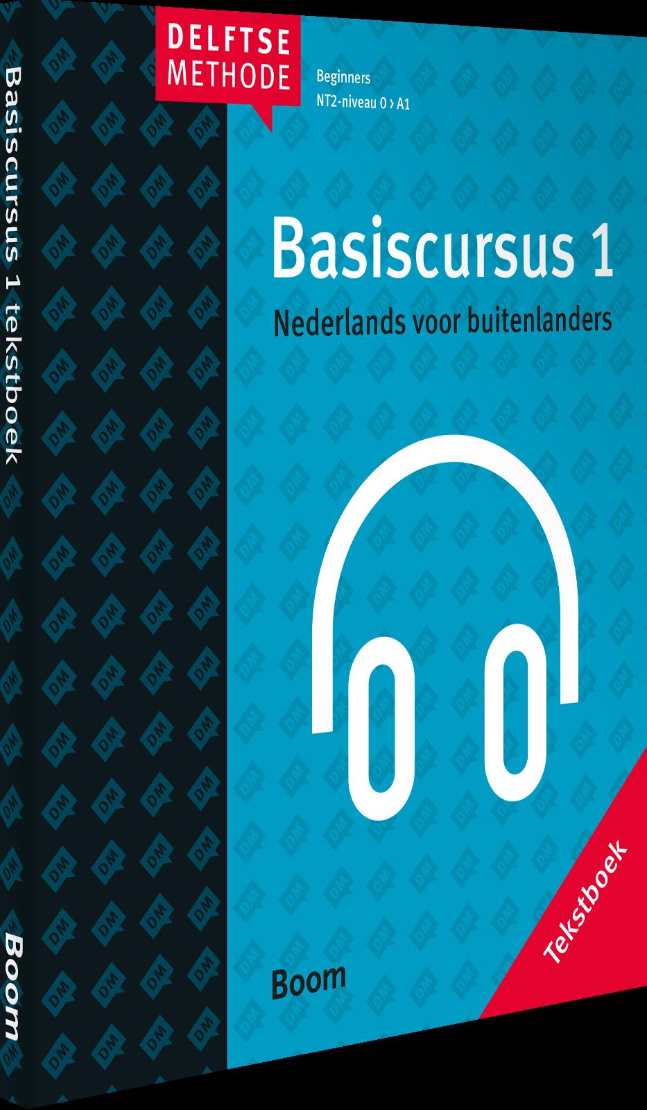 Basiscursus 1 boek nieuw